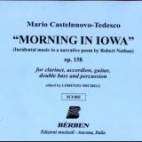 Morning in IA