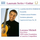 Laureate Series_ Lorenzo Micheli_ Guitar Recital