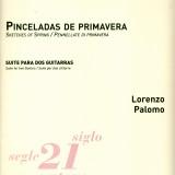 Palomo Pinceladas de primavera